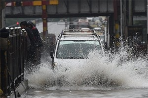 Tips to Drive Car Safely Through Waterlogged Roads