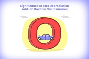 Significance of Zero Depreciation Add-on Cover in Car Insurance