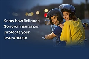 Why Should You Opt For Reliance Two Wheeler Insurance?