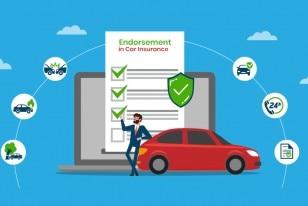 Endorsement in Car Insurance